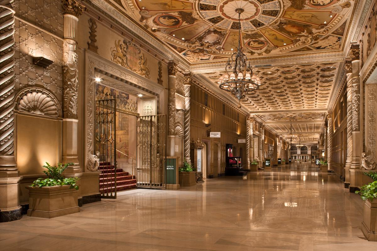 Galleria Lobby