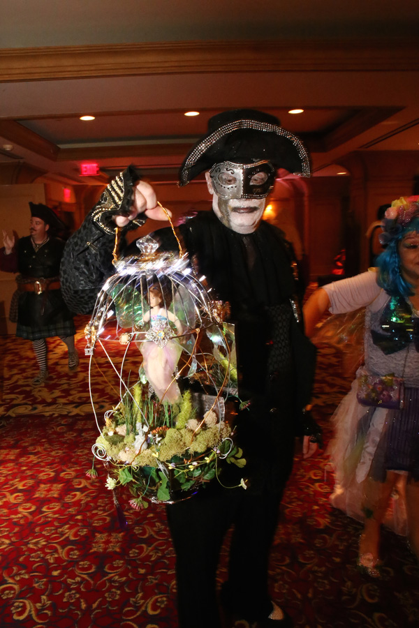 LABYRINTH OF JARETH MASQUERADE BALL 2015
